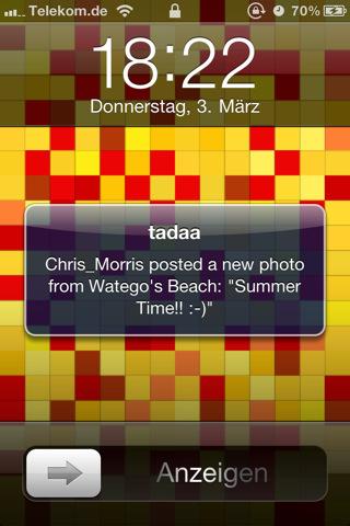 tadaa Your Photos!