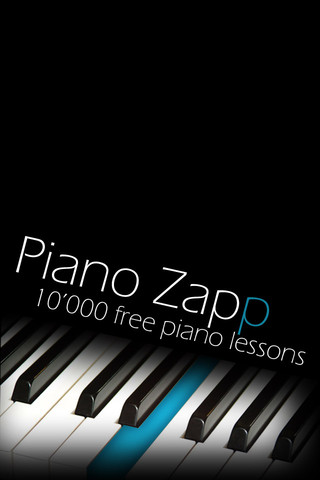 Piano Zap Lessons