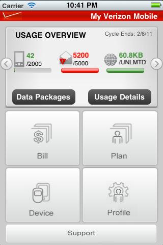 My Verizon Mobile