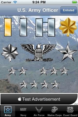 Download us military ranks iphone ipad ios