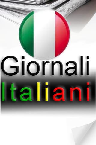 Giornali italiani 1.3