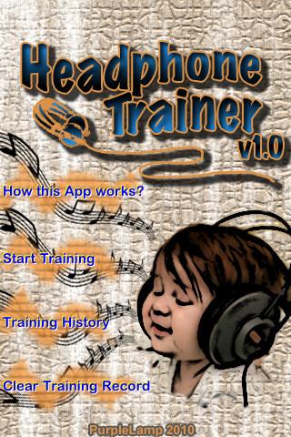 Headphone Trainer headphone bluetooth adapter