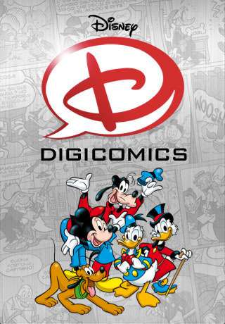 Disney Digicomics