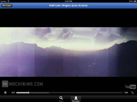 VK Videos for iPad 1.0 App for iPad, iPhone - Social Networking - app