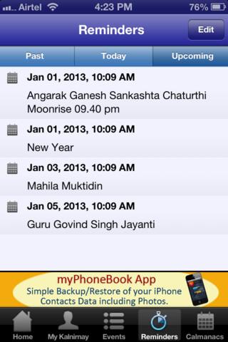 Download Kalnirnay (Marathi) iPhone iPad iOS