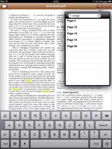 Raedere PDF Reader