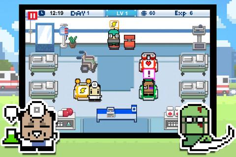 Pixel Hospital