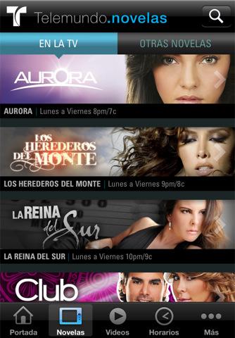 Telemundo Novelas Online