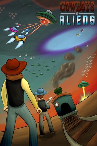 cowboys vs aliens game