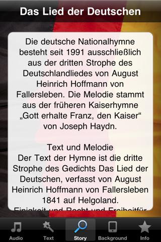 Deutschland Em Lied