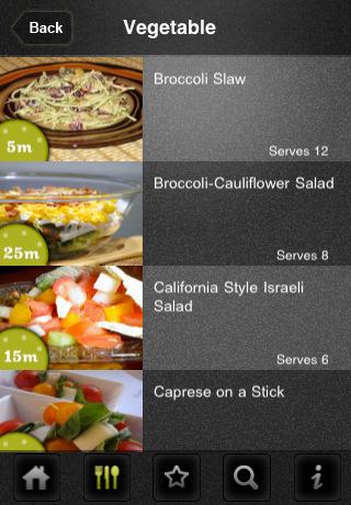 quick recipe salad