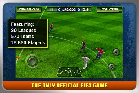 "FIFA 10 by EA SPORTSâ""¢ fifa games free"