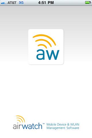 AirWatch MDM Agent