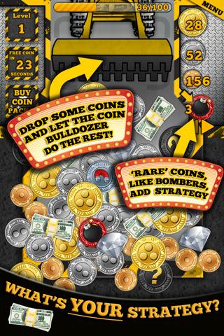 Bulldozer Coin Game
