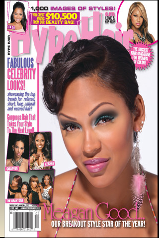 Hair Magazine on Hype Hair Magazine 4 2 5 App For Ipad  Iphone   Lifestyle   App By Tri