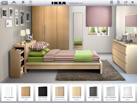 more information about ikea bedroom vista check developer ikea iberica