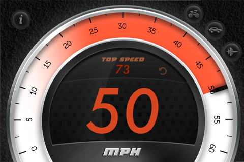 speedometer app for ipod touch