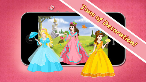 My Pretty Princess Game