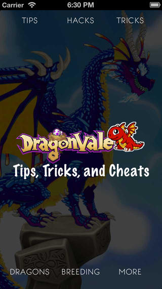 DragonVale Breeding Cheat Guide