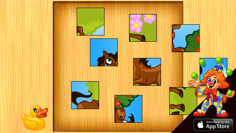 My First Activity Puzzle 2 - For Kids And Toddlers