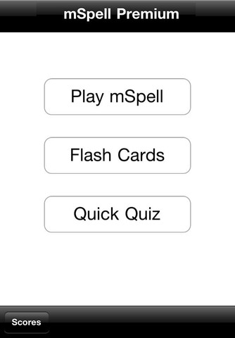 mSpell Premium - SAT GRE GMAT Word Vocab Meaning Prep Spelling Quiz