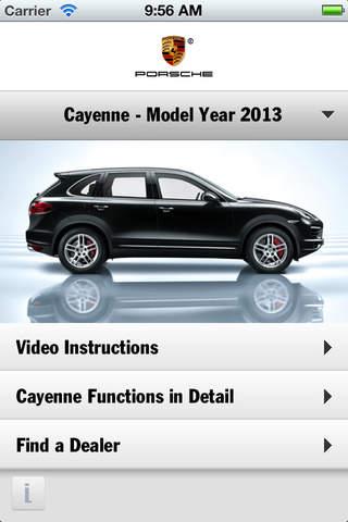 Introduction to Porsche Cayenne porsche cayenne