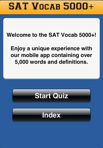 SAT Vocab 5000+