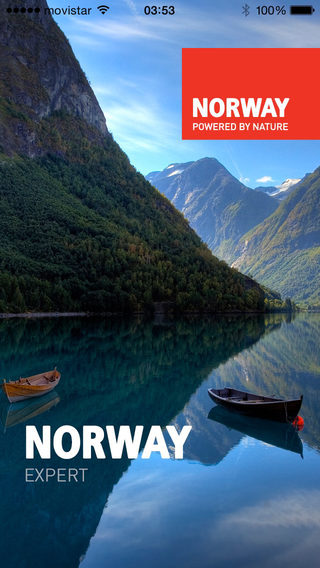 Norway Expert norway map