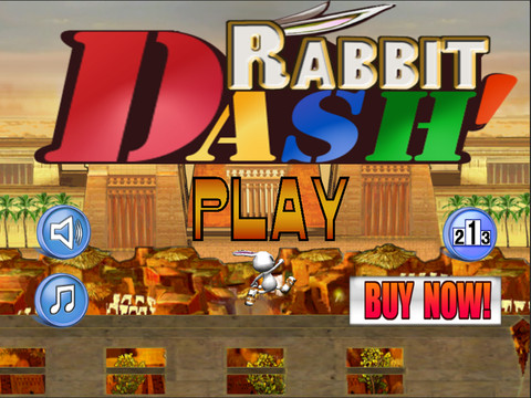 Rabbit Dash HD FREE 1.4.9