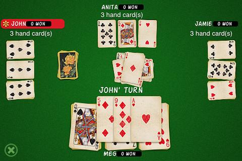Idiot Card Game