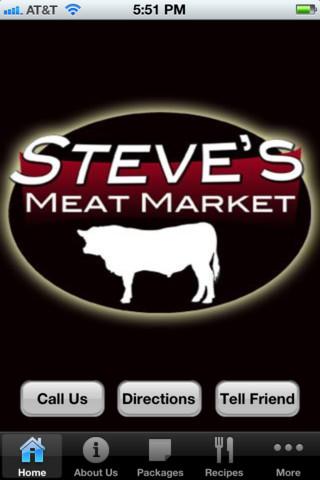 Steve`s Meat Market vermont meat seafood market