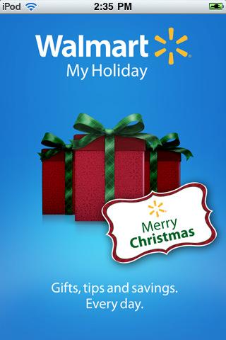 Walmart My Holiday projector screens walmart