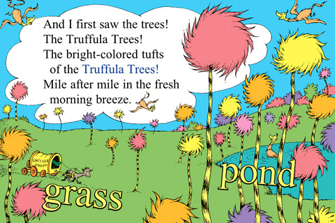 Lorax audrey quotes