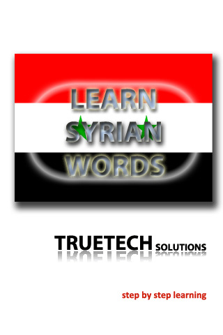 Learn Syrian Words syrian crisis