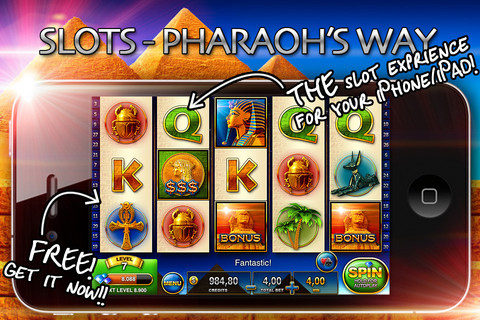 free online slots pharaohs way