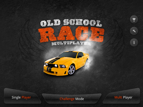 Old School Race multiplayer Pro