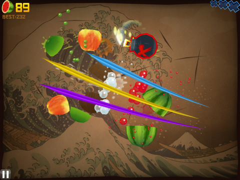 Fruit Ninja HD Lite 1.8.1 (226)