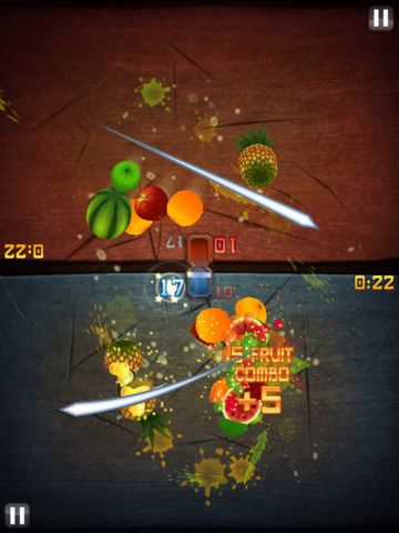 Fruit Ninja HD Lite