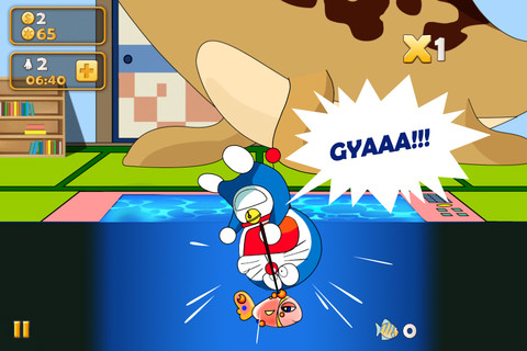 Doraemon Fishing 2S
