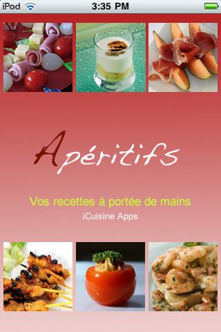 iCuisine Apéritifs german cuisine history