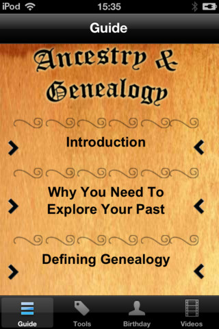 Ancestry & Genealogy ancestry dna