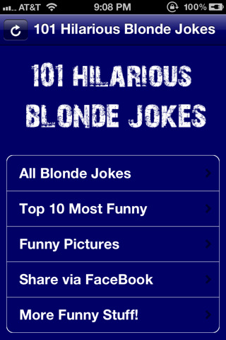 Long Funny Blonde Jokes 90