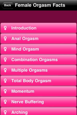 Download Female Orgasm Facts iPhone iPad iOS