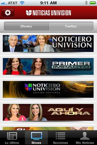 Noticias Univision