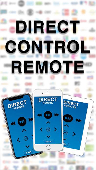 Direct TV Remote for DirecTV program directv remote