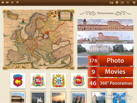 Belarus Land HD: Unique photos and 360º panoramas of the greates places of Belarus. belarus x reader