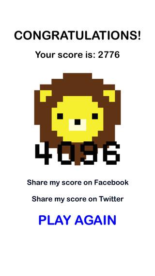 Pixel Zoo 4096