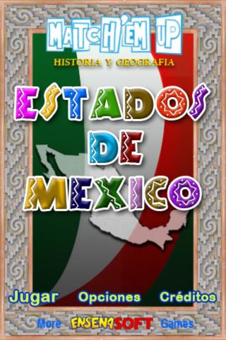 Estados de Mexico