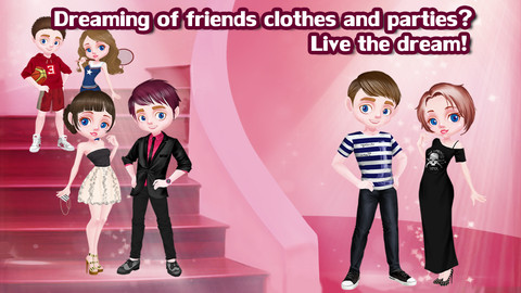 dating dress up games for teens