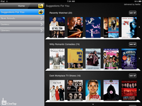 CineTap for Netflix 4.1